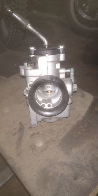 carburador de gas gas 26 dellorto