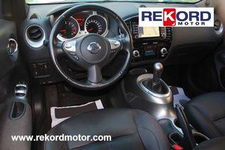 "Nissan Juke 1.6 TEKNA PREMIUM 117CV NAVI-PIEL- LL 18""-FULL"
