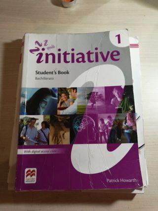 Initiative Student's book 1° Bachillerato