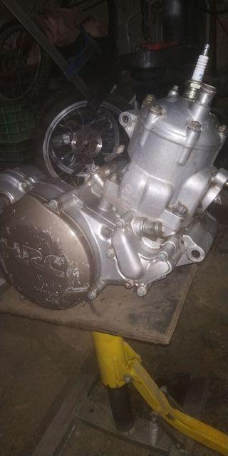 motor de montesa cota 315 r