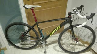 cambio bicicleta gravel
