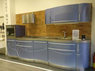 Mobiliario de cocina de exposición
