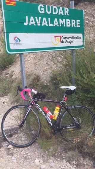 Bici carretera Orbea Orca