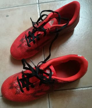 zapatillas fútbol Adidas número 38