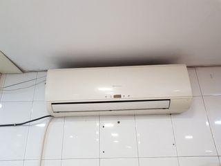 aire acondicionado con mando