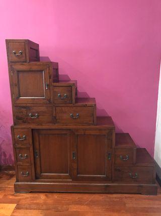 Mueble Cajonera Anticuario