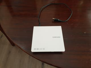 Reproductor y grabadora dvd externa