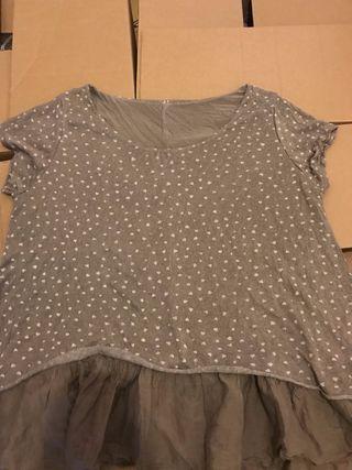 Camiseta mujer t.XL nueva