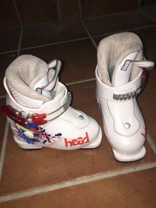 Botas de esquí niño