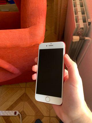 iPhone 7 RED 128 GB batería nueva