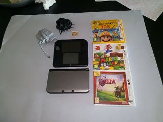 nintendo 3ds xl y nintendo 2ds