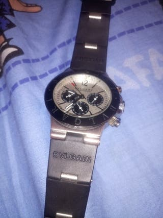 9b38d35dd8c Reloj Bulgari de segunda mano en Madrid en WALLAPOP