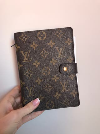 Louis Vuitton funda de agenda MM