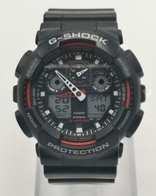 Reloj Casio G-Shock.