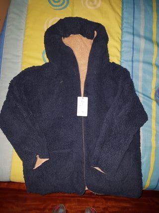 abrigo Nuevo de borreguito