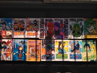 Lote Comics Manga Variados