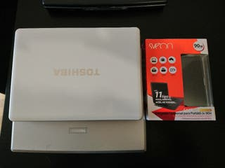 portátil Toshiba 2 unidades