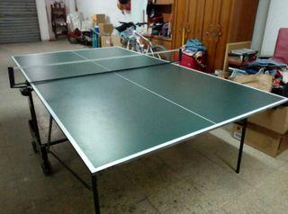 Mesa ping pong (Enebe Point)