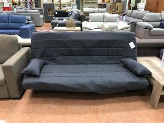 Sofá cama con colchón