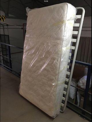 Somier y colchón Pikolin 105x190