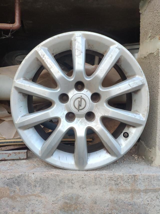 Llantas Originales Opel Astra H 2007 205/55/R16