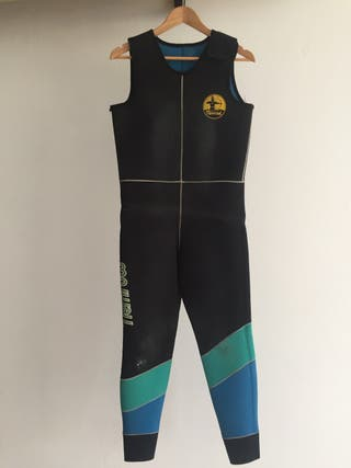 Neopreno Surf 4mm Long John