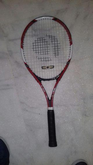 Raqueta tenis de segunda mano en Alcalá de Guadaíra en WALLAPOP 5baf7046b3165