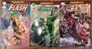 Comics Flashpoint