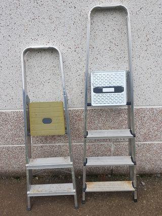 escalera metalica