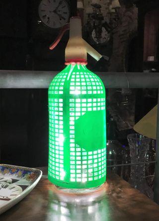 Lámpara Sifón