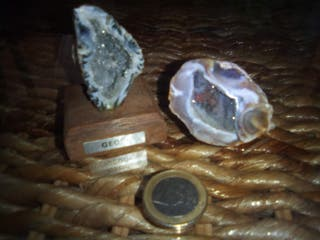 Minerales Geode