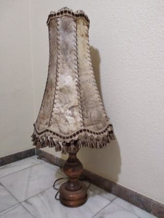 lampara antiqua. vintage