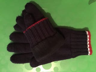 Man warm gloves size L