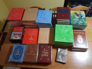 gran cantidad de libros
