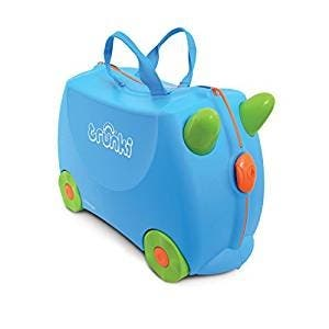 maleta correpasillos trunki azul