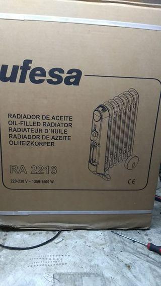 Radiador Ufesa ra 2216