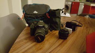 se vende cámara Canon 700D