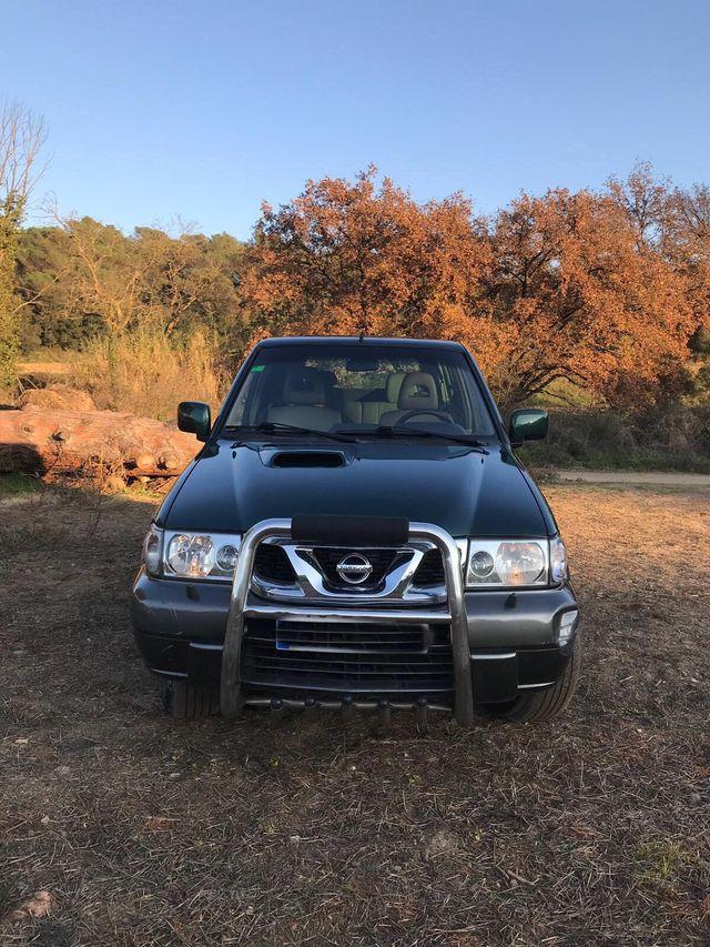 Nissan Terrano R20 Automático del 2002