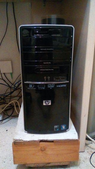 Ordenador HP AMD