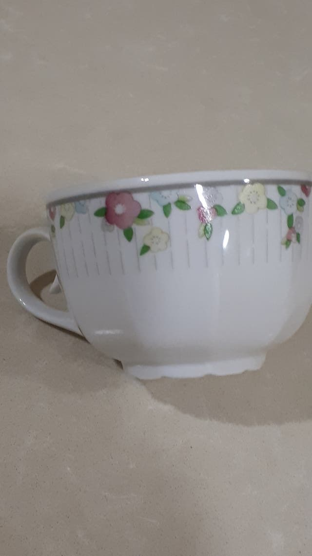 Porcelana, Juego de cafe