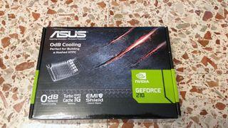 Tarjeta Gráfica Nvidia Geforce Asus 210