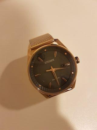 Reloj Citizen ecodrive oro