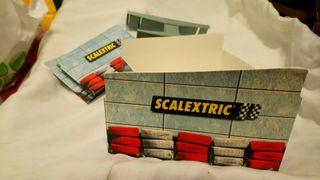 3 soportes puente Scalextric