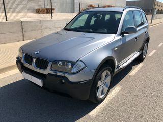 BMW X3 2.0d 150cv