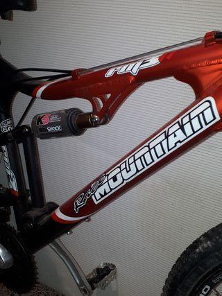 Bicicleta de segunda mano marca Montain Race