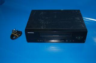 Reproductor VHS GRUNDIG GV 9000 SV sin mando