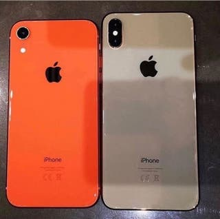 Iphone Xr and Xs max