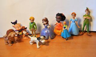 Disney figuras pvc