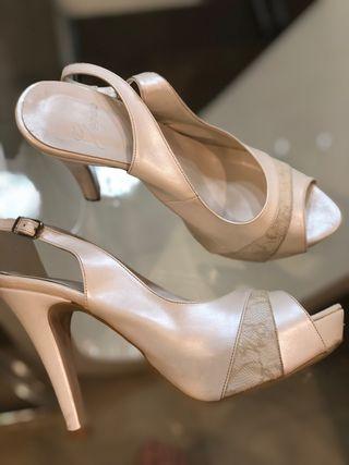 zapatos de novia de segunda mano en la provincia de valencia en wallapop