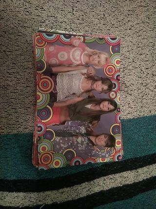 postales/ cartas de patito feo